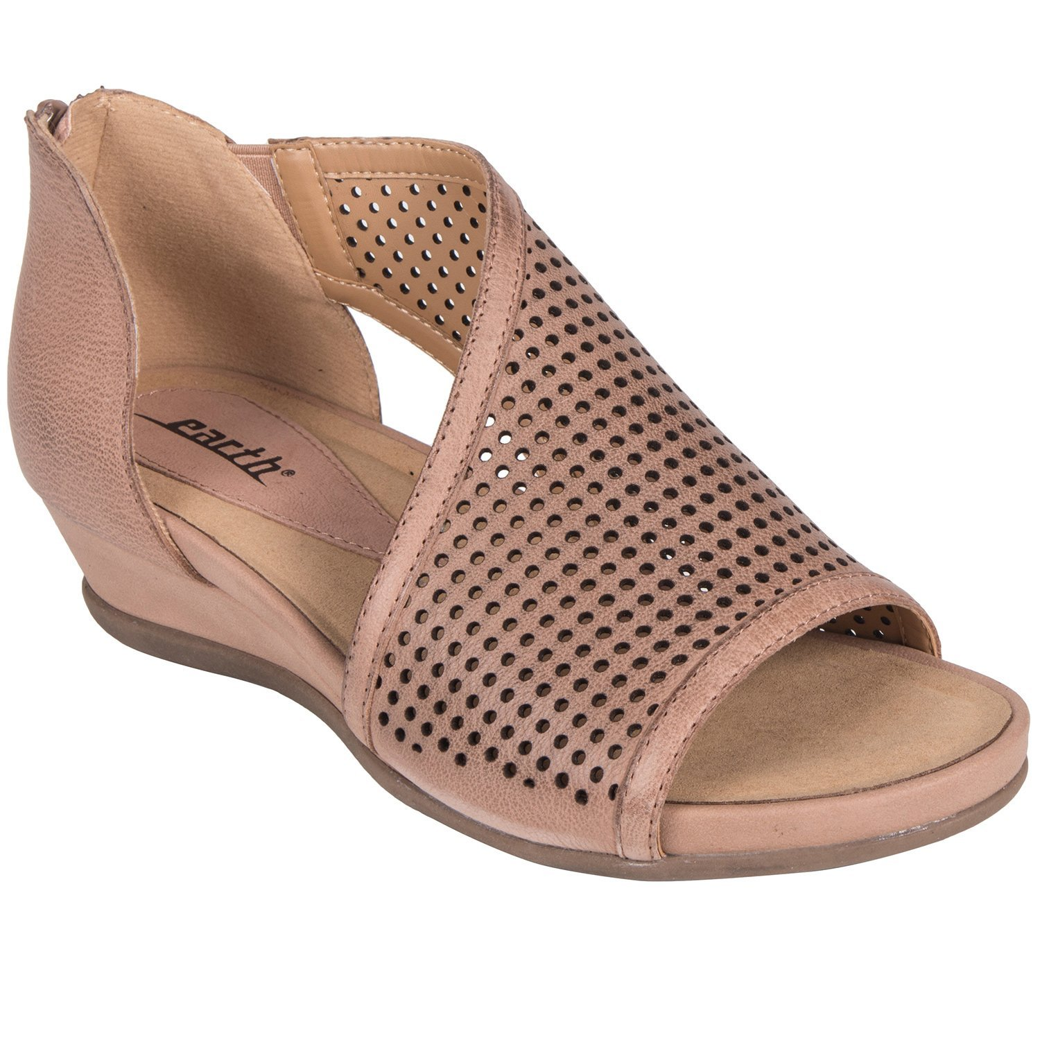 Earth Womens Venus Blush Sandal - 8 by Earth