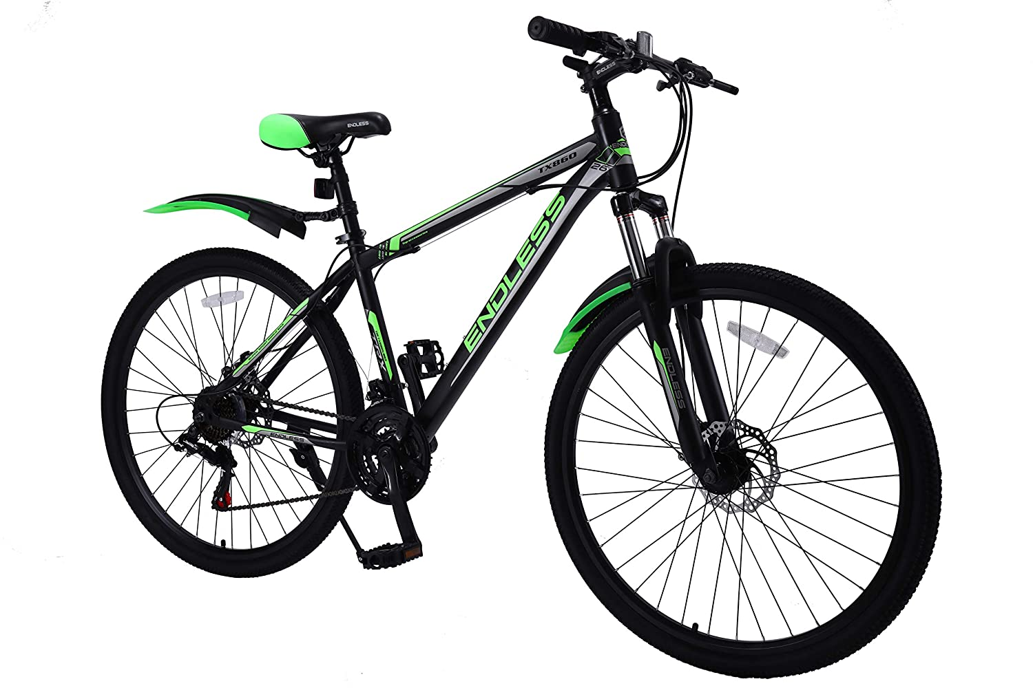Endless Quest 27.5T 21-Speed Mountain Bike