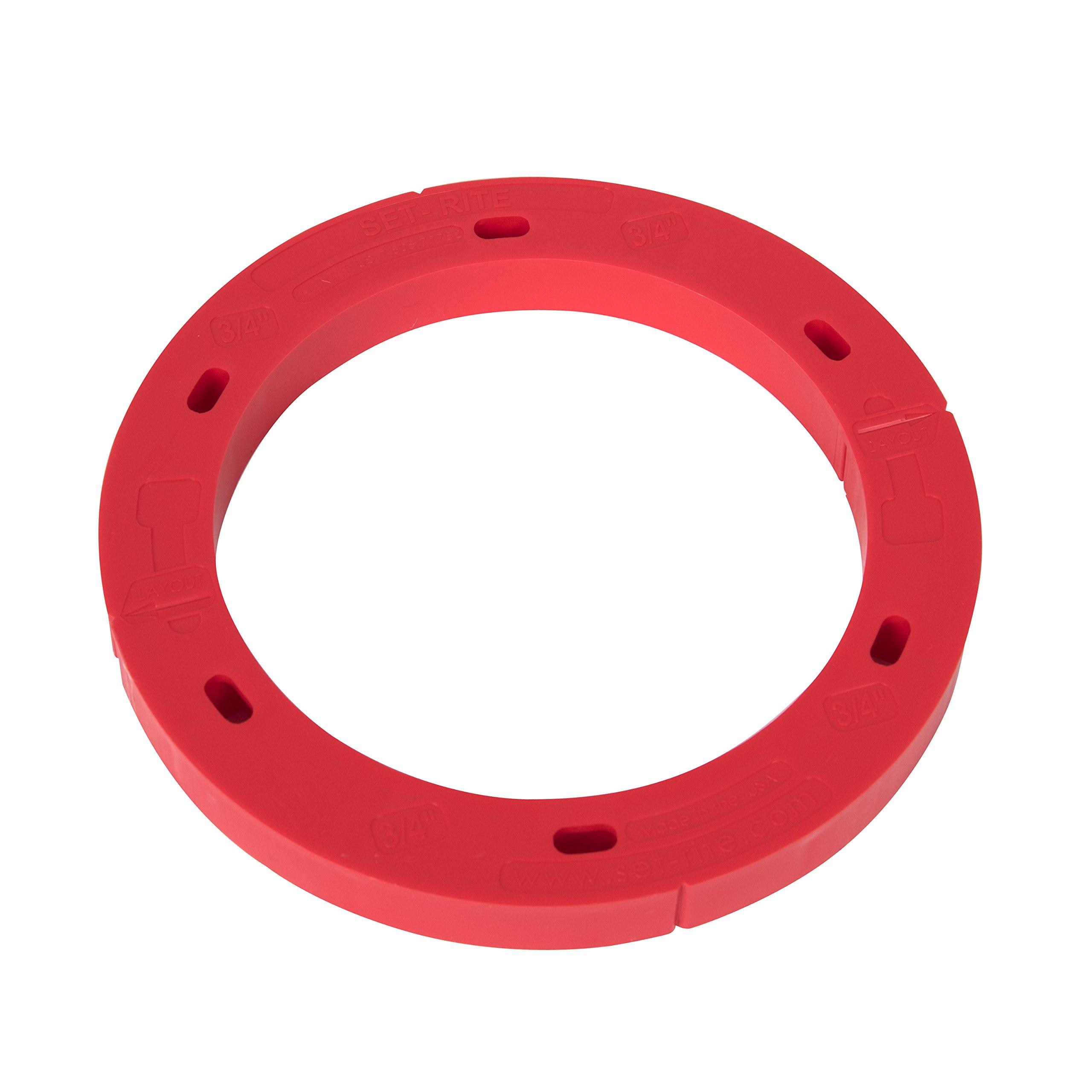 OATEY 43410 Set-Rite Spacer, 3/4'', Red by Oatey