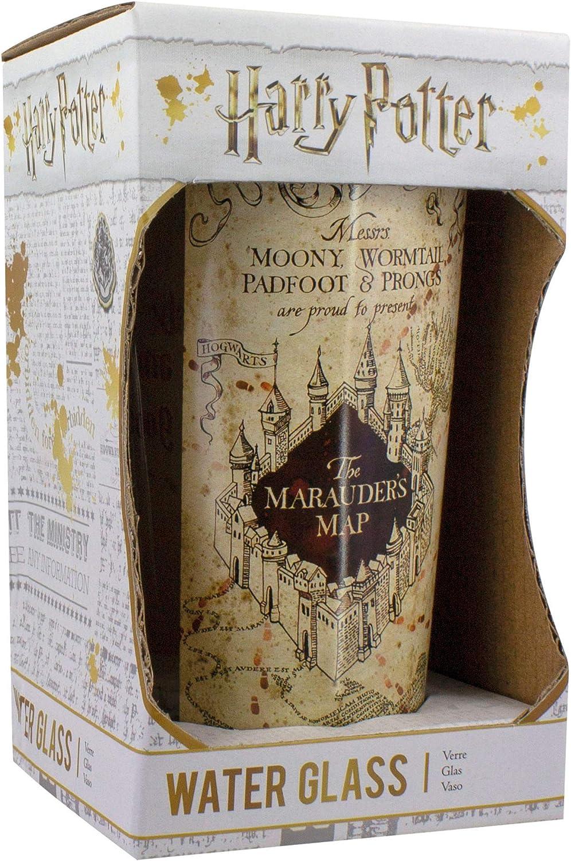Amazon.com: Harry Potter Hogwarts maurader mapa vaso de ...