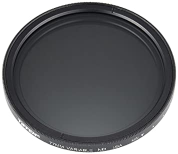 TIFFEN 77mm VARIABLE ND FILTER <span at amazon