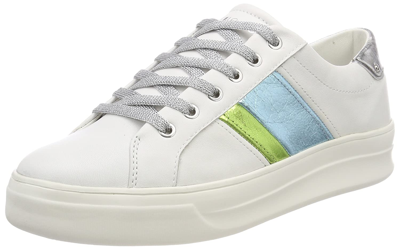 Crime London 25622ks1, Sneakers Basses Femme, Blanc (Weiß), 40 EU