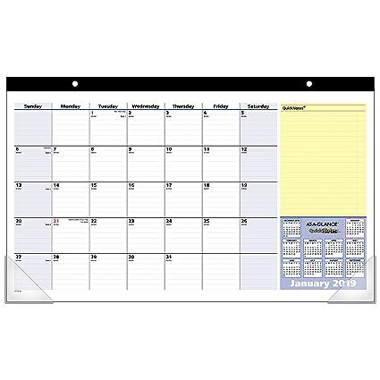 AT-A-GLANCE 70111005 - Agenda semanal y mensual, agenda fina ...