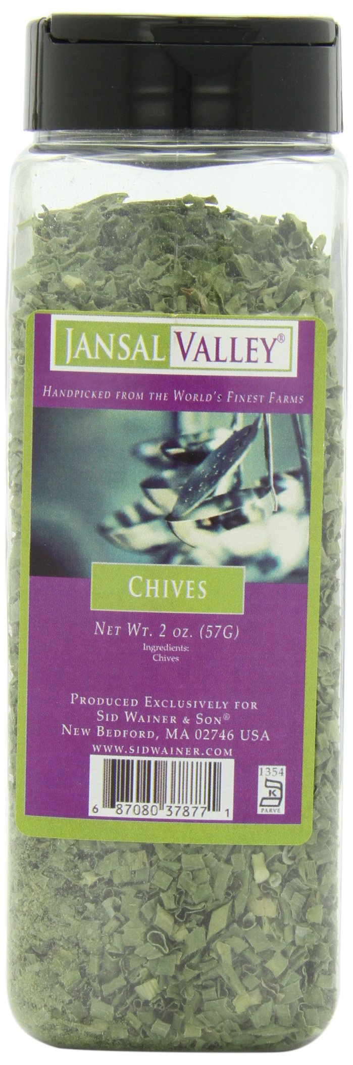 Jansal Valley Chives, 2 Ounce