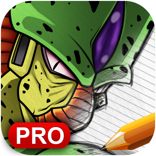 (How to Draw Dragon Ball Z: Pro Edition)