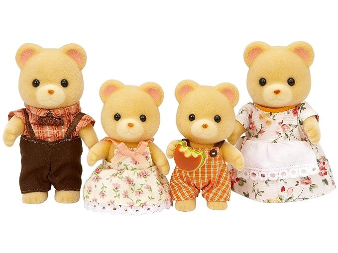Sylvanian Families Dolls Bear Family FS-04