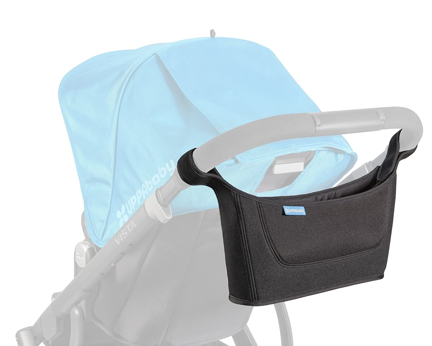 UPPAbaby Carry-All Parent Organizer, Black 0274