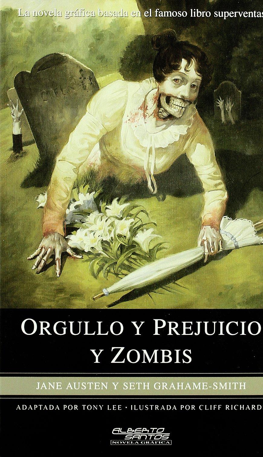 Orgullo y prejuicio y zombis: Amazon.es: Austen, Jane, Grahame-Smith, Seth: Libros