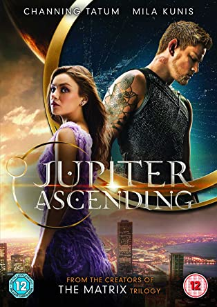 Image result for jupiter ascending uk dvd