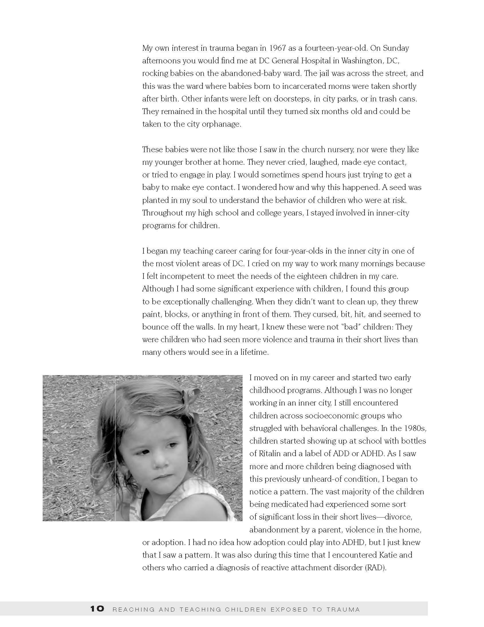 Teaching Traumatized Kids >> Reaching Teaching Children Exposed To Trauma Barbara Sorrels