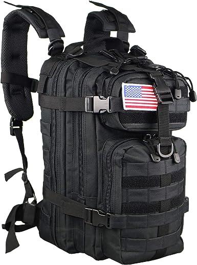 30L Military Tactical Army Rucksack Backpack //Army Backpack Camping bag Hiking