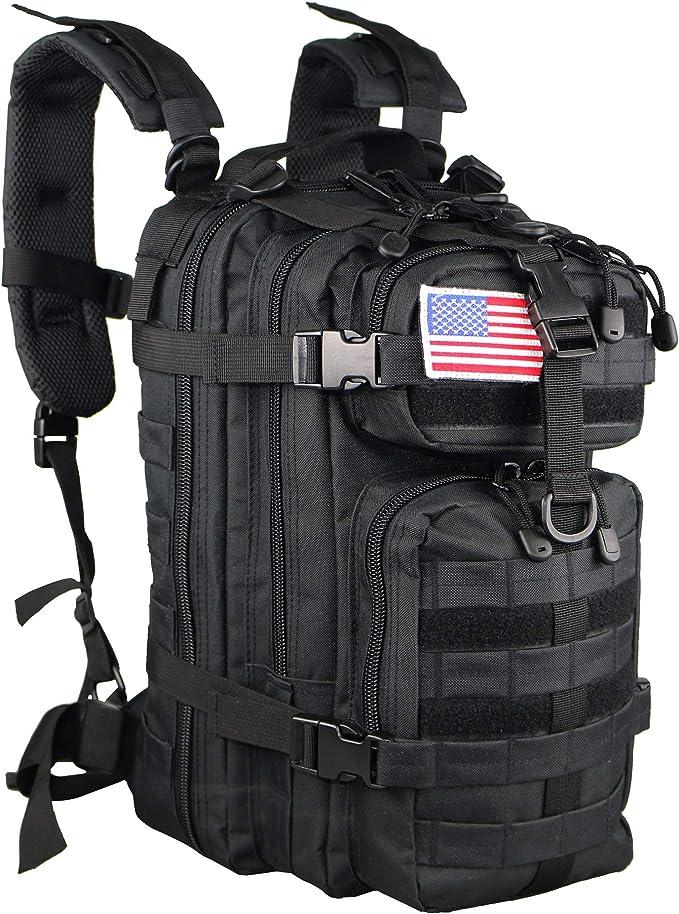 ARMYCAMO小型30L帆布背包