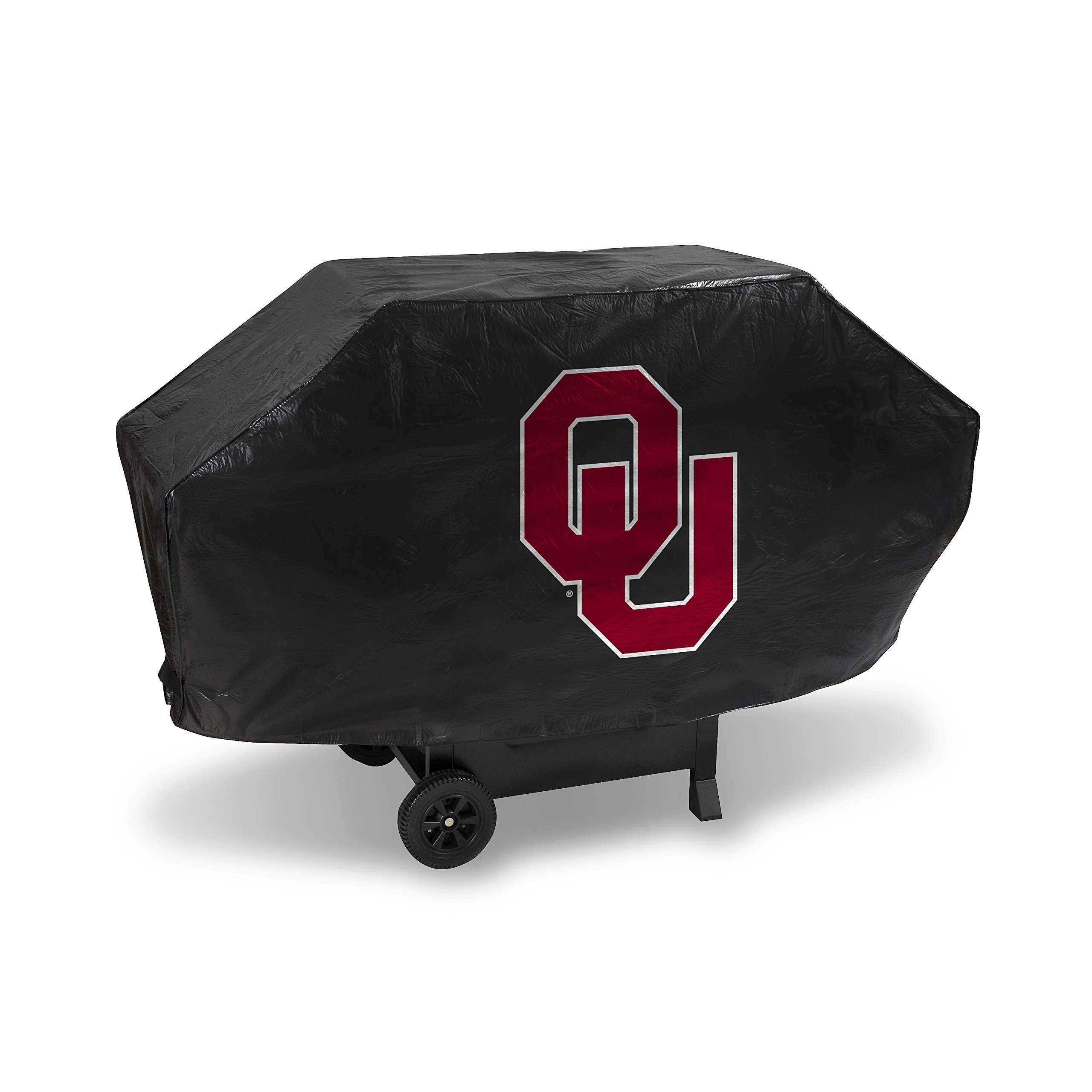 Rico Industries NCAA Oklahoma Sooners Deluxe Grill Cover