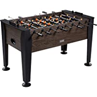 """Rally and Roar Foosball Table Game – 56"""" Standard Size Fun, Multi Person Table Soccer Adults, Families - Recreational Foosball Games Game Rooms, Arcades, Bars, Parties, Family Night"""