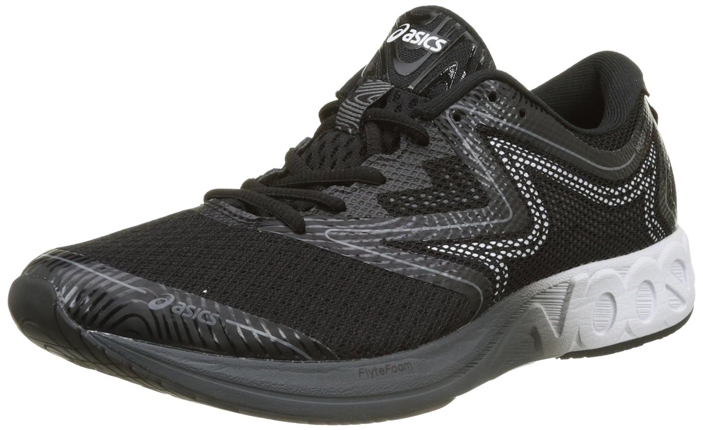 Asics Noosa FF, Zapatillas de Gimnasia para Hombre 45 EU|Negro (Black / White / Carbon)