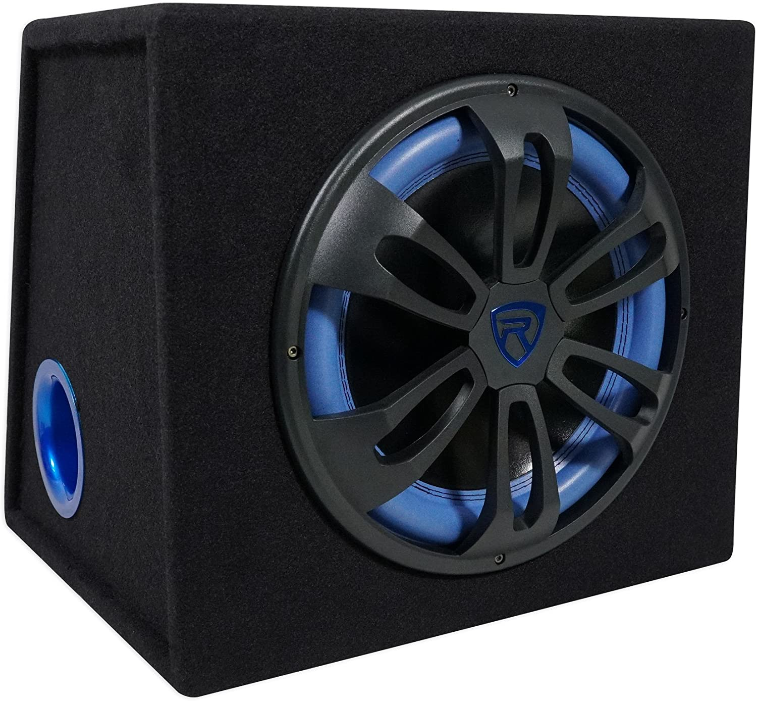 Rockville 12-Inch Powered Subwoofer