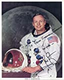 Neil Armstrong ASTRONAUT autograph, signed official photo