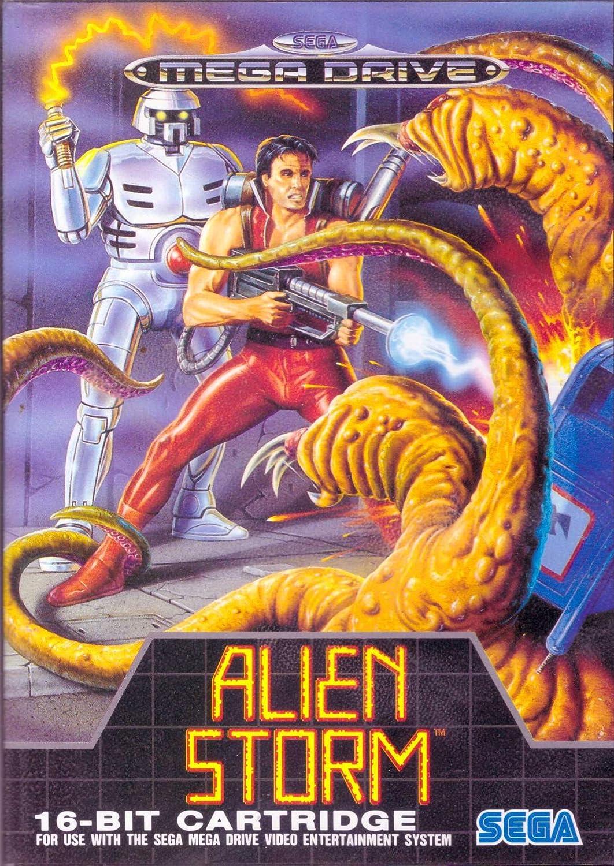 Alien Storm: Amazon.it: Videogiochi