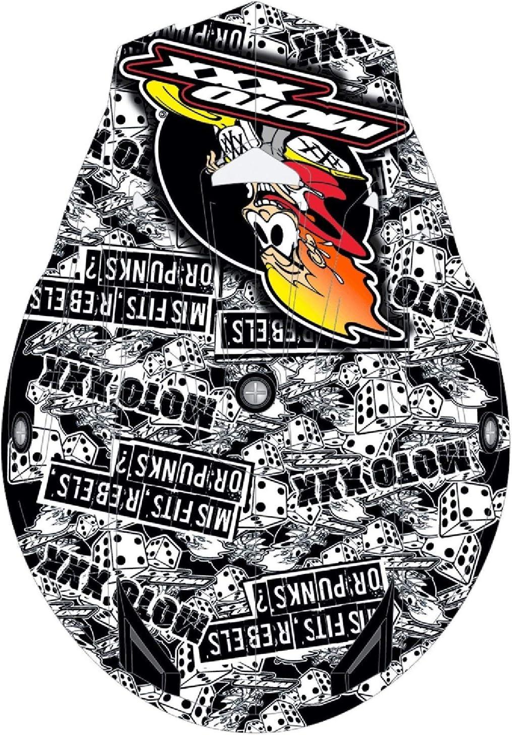 Schwarz ONEAL Crosshelm Moto XXX OG Character