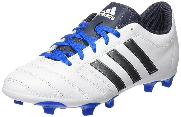 adidas Gloro 16.1 FG, Chaussures de Football Garçon, Azul (Azuimp/Azuimp/Azuimp), 37 1/3 EU