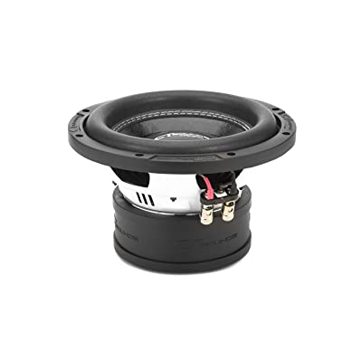 "CT Sounds | Tropo 8 D4 | 8 Inch Car Subwoofer |400W RMS | 800W MAX Power | Dual 4Ω (Ohm) | 2"" Voice Coil 