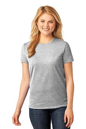 Amazon.com  Port   Company Women s 54 oz 100% Cotton T Shirt  Clothing 79f6649f8