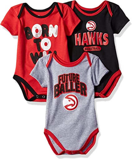 Baby bodysuit Newest fan Utah Jazz NBA One Piece jersey
