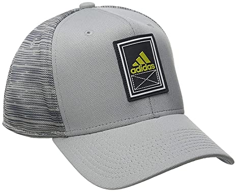 f3cebc9612f adidas Mens cm Alliance Snapback Cap 132868C - Gray at Amazon Men s ...