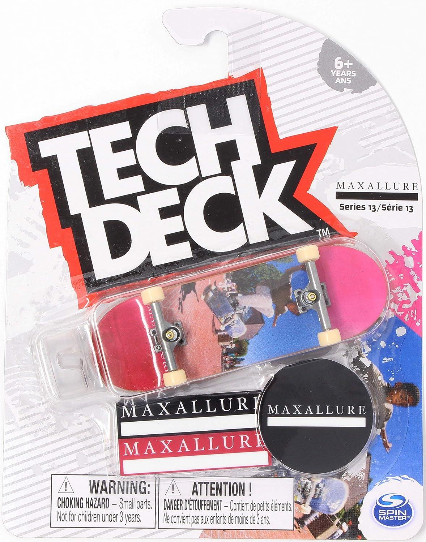Mini Fingerboards Maxallure Skateboards Series 13 Legacy Deck Karl Watson Complete