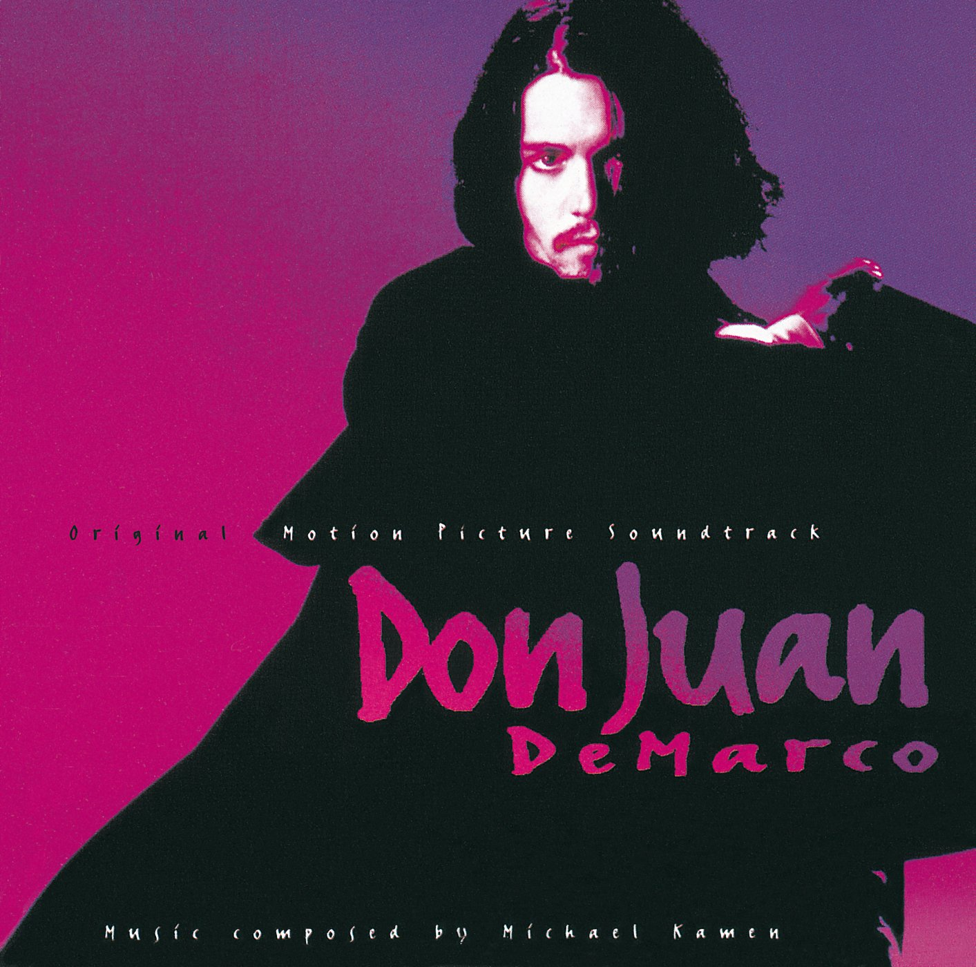 Don Juan DeMarco Soundtrack