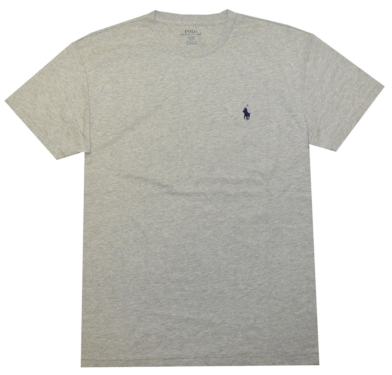Polo Ralph Lauren Hombre Corte Clásico cuello redondo Pony Logo ...