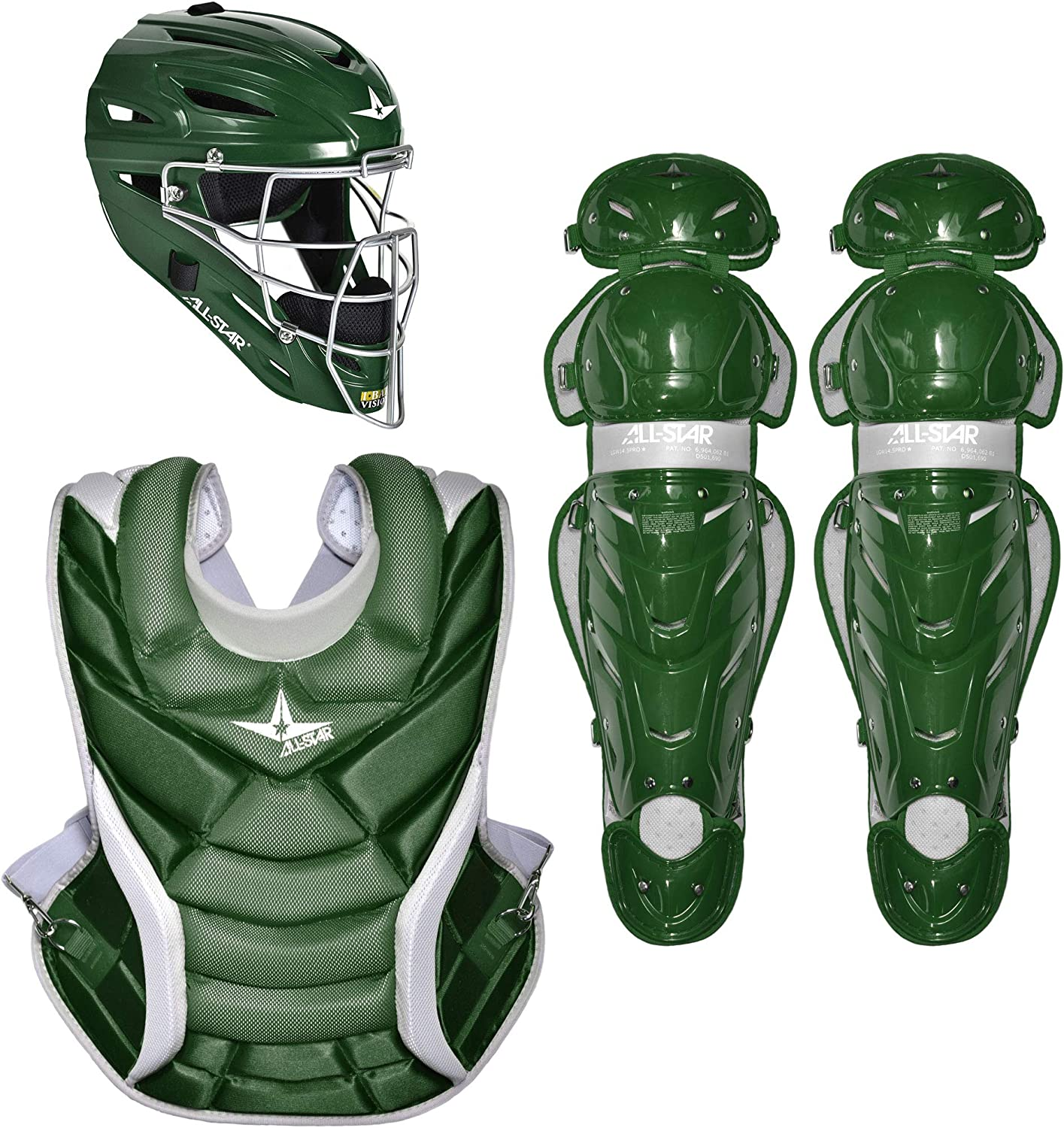 All-Star Womens Players Series Fastpitch Chest Protector