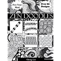 How to ZenDoodle: Tons of Tangle Patterns and Designs (English Edition)