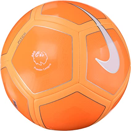 Nike Pitch - Pl Balón, Unisex Adulto, Naranja (Orange / Citrus ...
