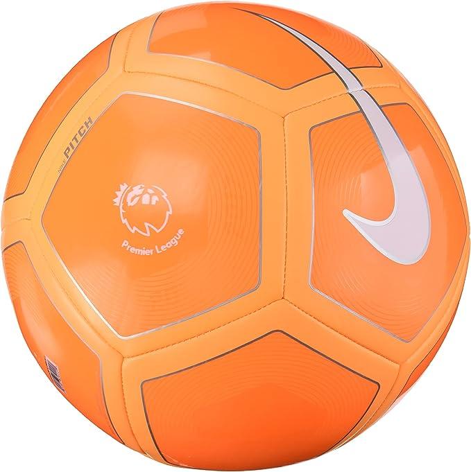 Nike Pitch - Pl Balón, Unisex Adulto, Naranja (Orange / Citrus ...
