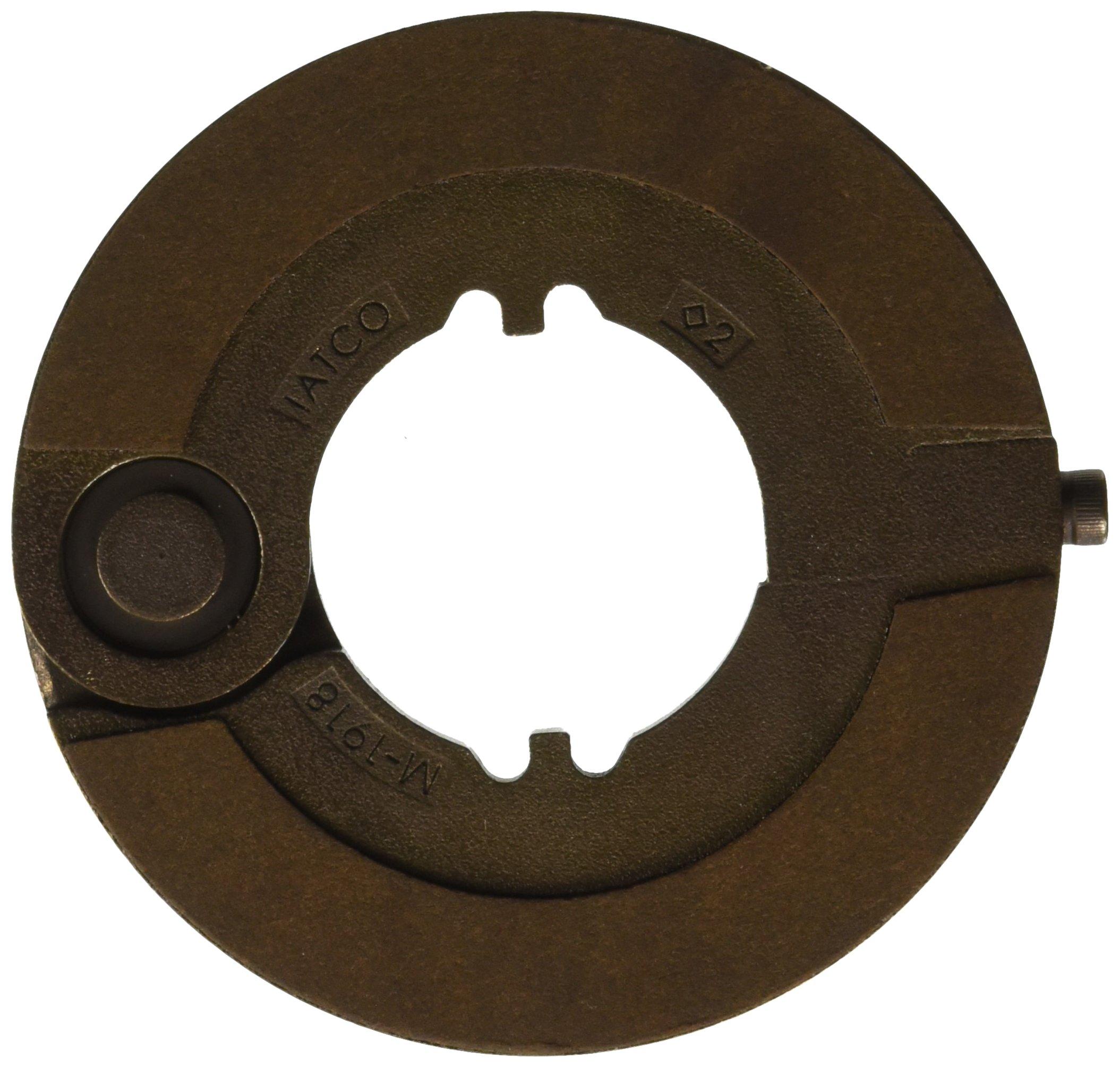 IATCO BK-312-380-IAT 1 3/4'' Hinged Clutch Brake (.380'' Thick) by IATCO