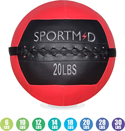 FurniTure balón Medicinal de Pared Suave Crossfit Pelota de ...