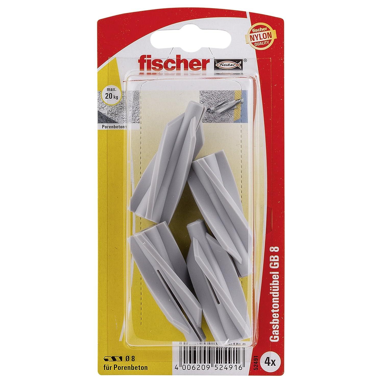 Ancoranti a gas per cemento Fischer FI SB GB8K
