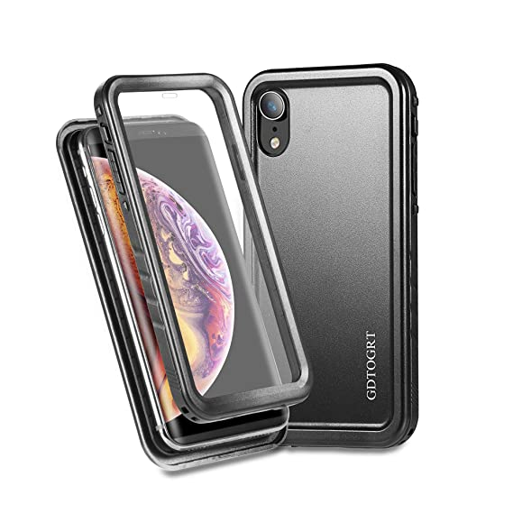 iphone xr protector case 360