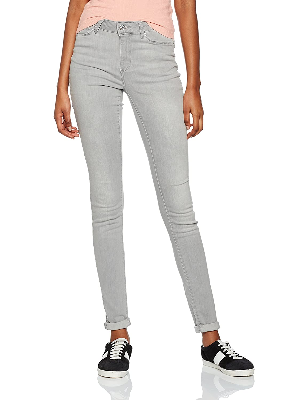 TALLA 27W / 30L. VERO MODA Vmseven Nw Super Slim Jeans Ba088 Noos, Mujer