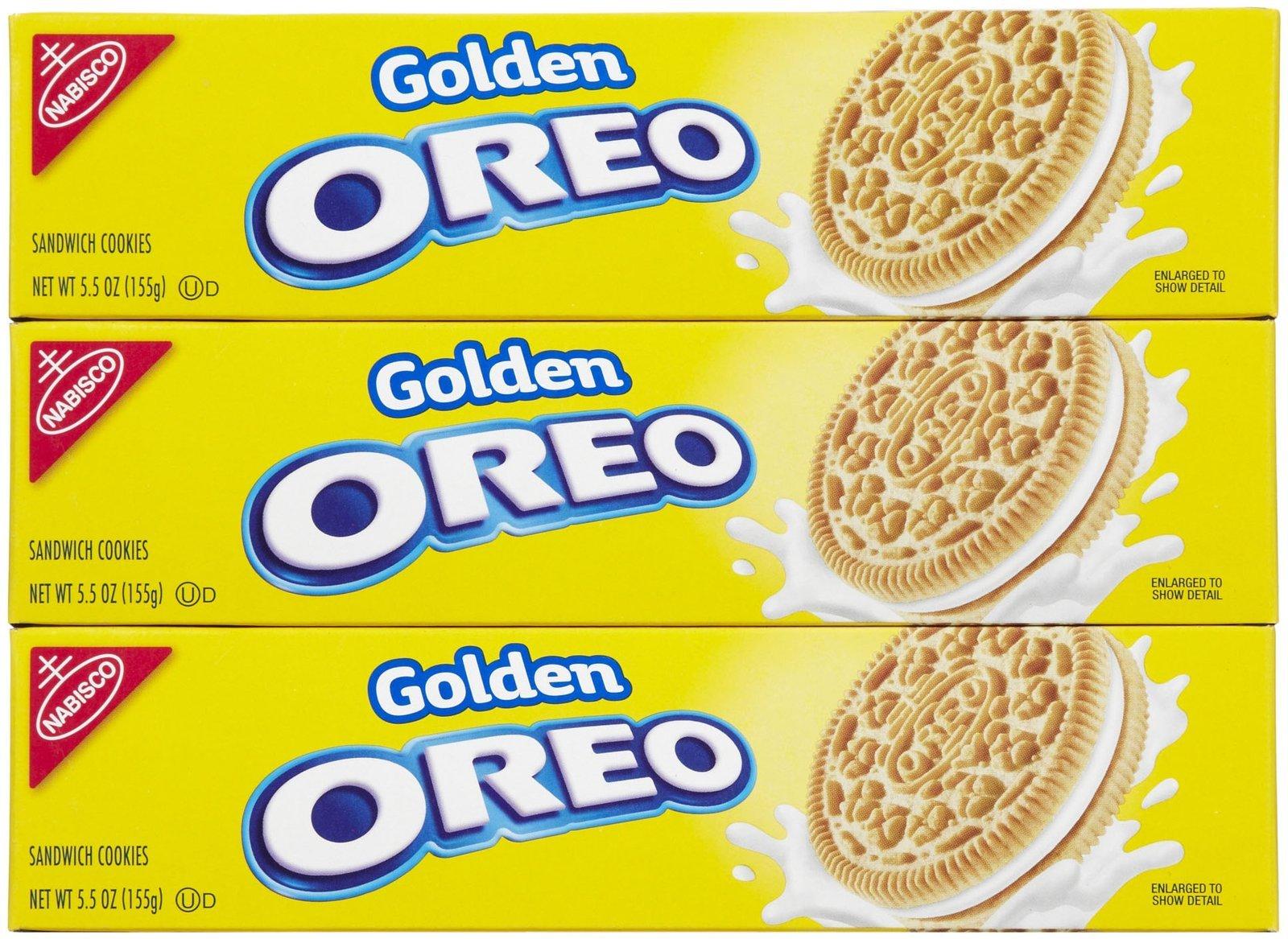 Golden Sandwhich Cookie, 5.5 oz, 3 pk