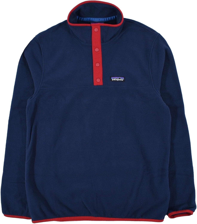 Patagonia Mens Ms Micro D Snap-t P//O Sweatshirt