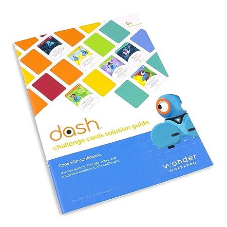 Amazon Com Wonder Workshop Dash Challenge Cards For Dash Robot