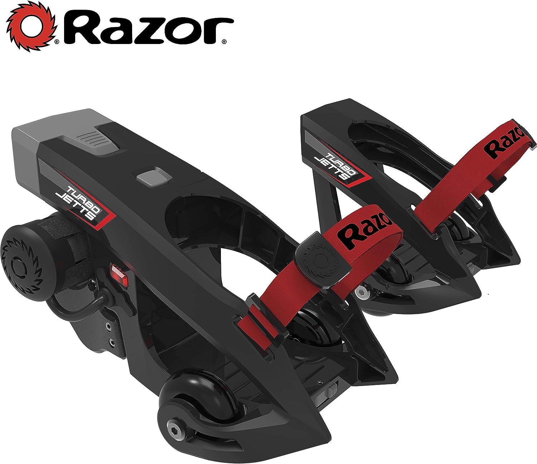 Razor Turbo Jetts Electric Heel Wheels - Red