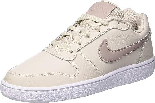 Nike Ebernon Low, Zapatos de Baloncesto para Mujer