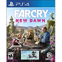 Ubisoft Far Cry New Dawn, PS4 vídeo - Juego (PS4, PlayStation 4, Shooter, M (Maduro))