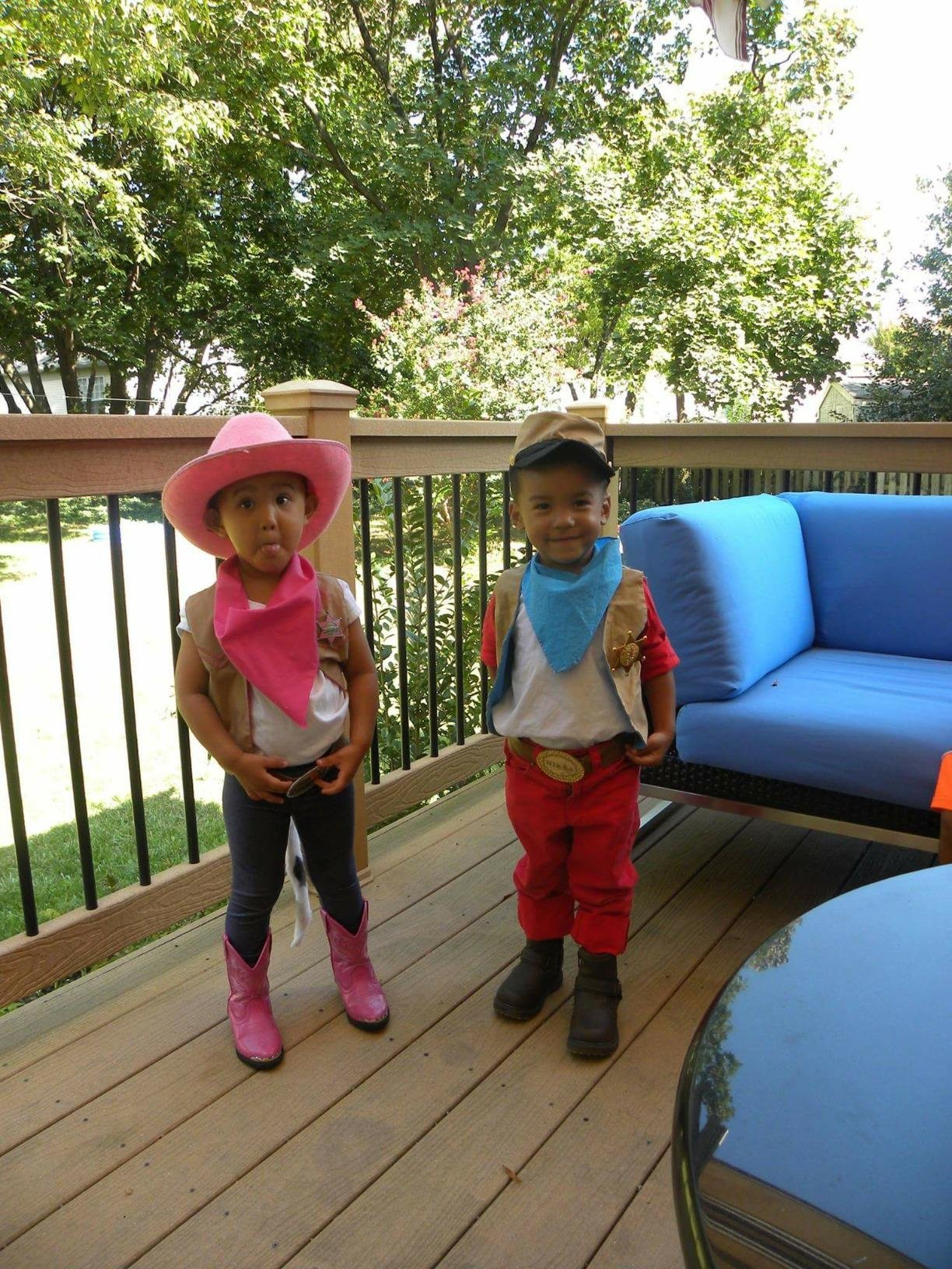 Cowboy Hat - Pink Child's Felt Classic Cowboy - Western Rodeo Hats for Kids by Rhode Island Novelty