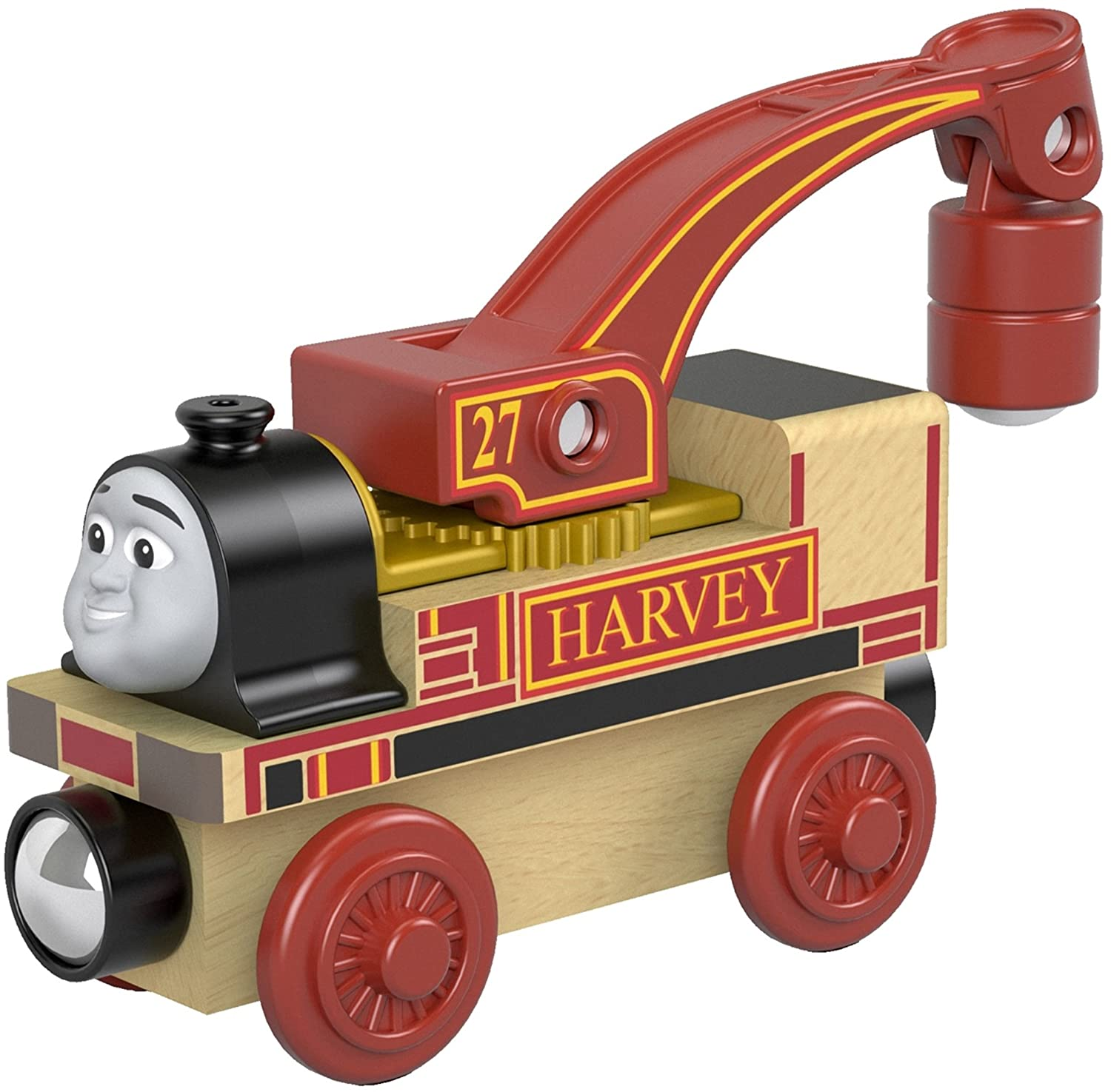 Fisher Price Thomas Friends Wood Harvey