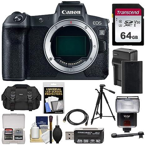 Canon EOS R - Cámara de Fotos Digital con Marco Completo, sin ...