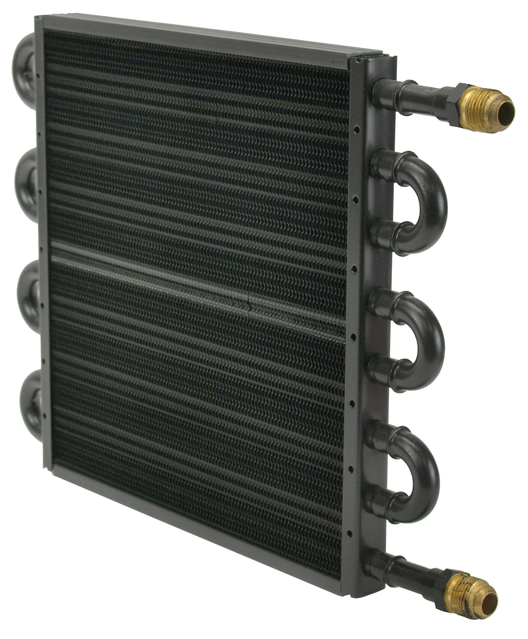 Derale 15320 Tube and Fin Cooler Core